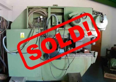 #05342 Punching/nible, machine Copierstanze Trumpf CS20A – max. punching dia. 100 mm  – video available ▶️ – sold to Sweden