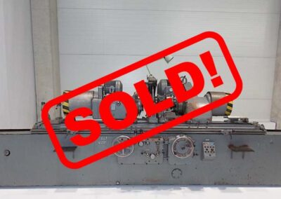 #05324 Crankshaft grinding machine TOS 4C/1600 – sold to France