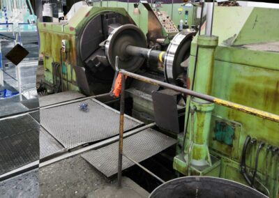 #05352 Rafamet wheel lathe UCB125