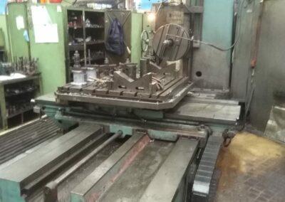 #05359 Horizontal Boring Machine TOS VARNSDORF W100