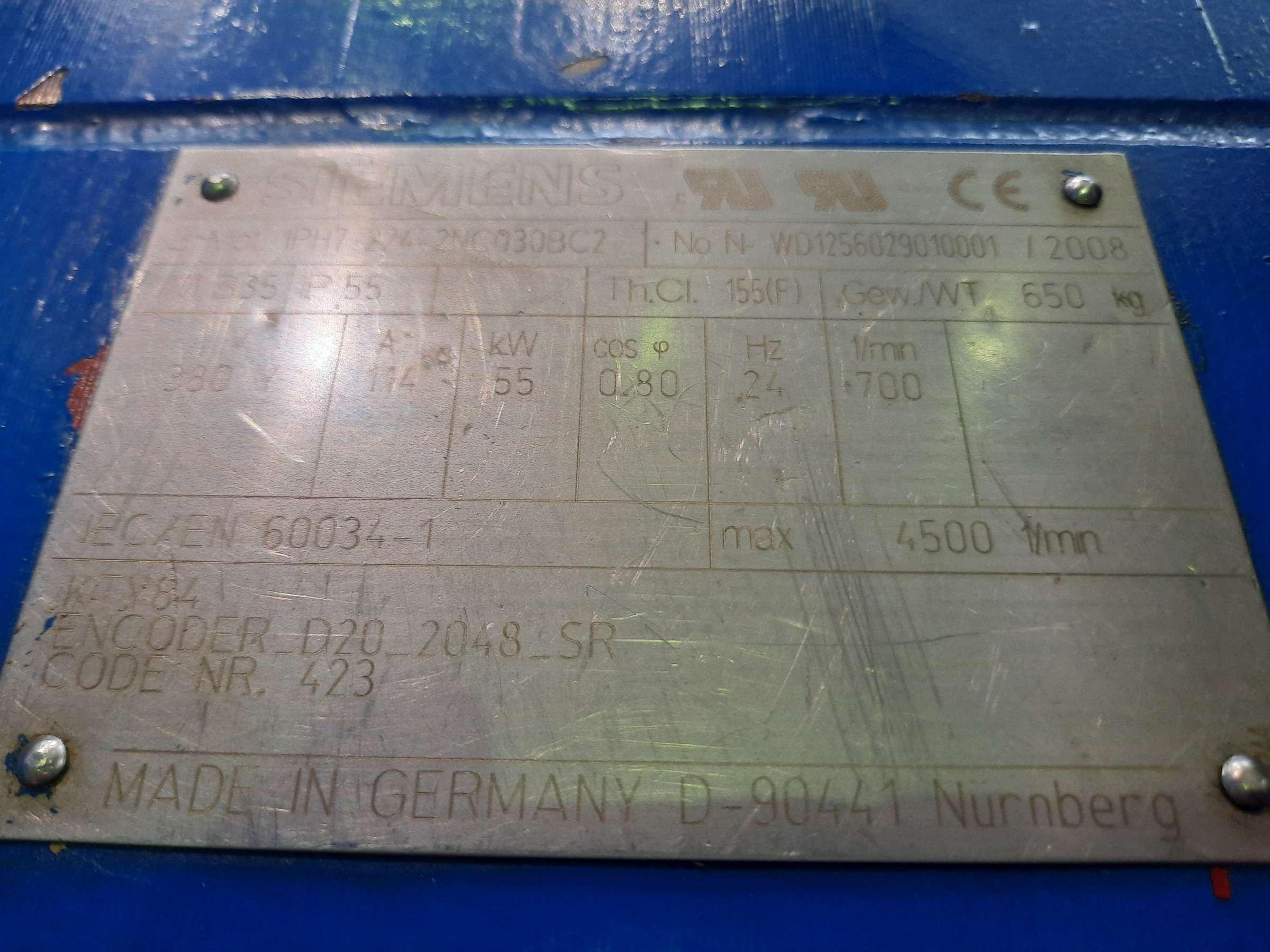 5401-VTL FRORIEP 20 CNC.04