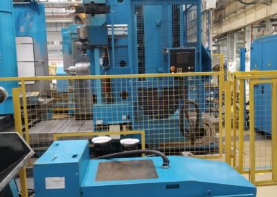 #05399 Horizontal Boring Machine TOS WHN 130 CNC Heidenhain TNC430M, incl. toolchanger– YOP 2001