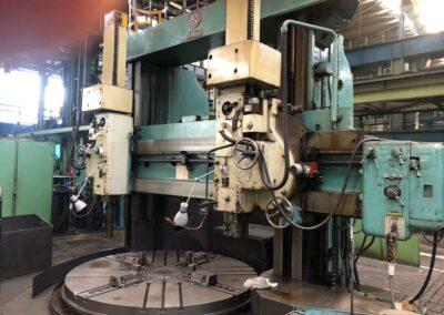#05549 vertical lathe CKD SK25A – video available ▶️