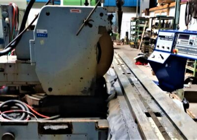 #05486 TOS Cylindrical Grinder BUC63/4000