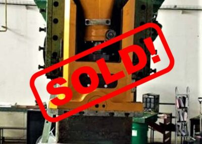 #05497 Excentric press LE400C– sold to Turkey