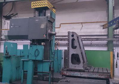 #05507 Horizontal Boring Machine TOS WHN 13.4 CNC Tesla – video available ▶️