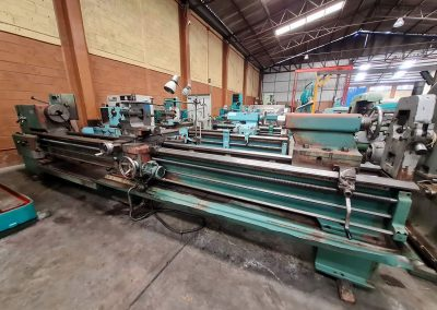 #05523-885 Lathe TOS SN71C/4000 – video available ▶️