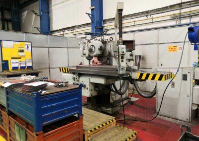 #05529 Milling Machine TOS FGS 50/63