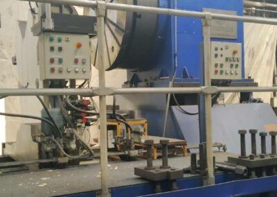 #053501 Waldrich Siegen Crankshaft Mill