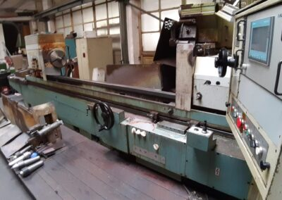 #05564 TOS Cylindrical Grinder BUC63A/3000
